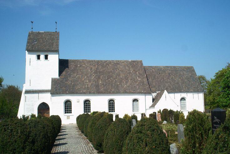 Abild Kirke #abild #kirke #kirchen #church #denmark #danmark #dänemark