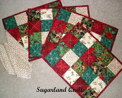 placemat pattern