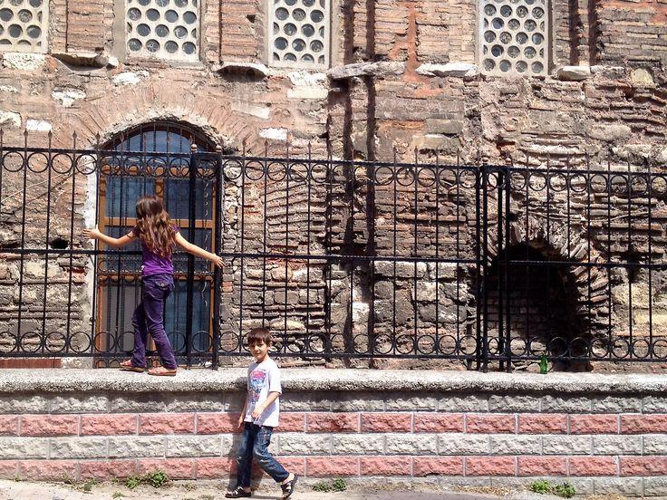 At Eski Imaret Mosque #Istanbul