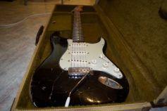 Jackie, Fender Stratocaster '62