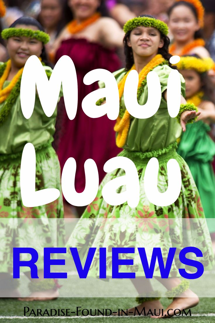 Read Maui luau reviews - see seating arrangements, food options, and entertainment, to make it easy to figure out which one is best for YOUR vacation.