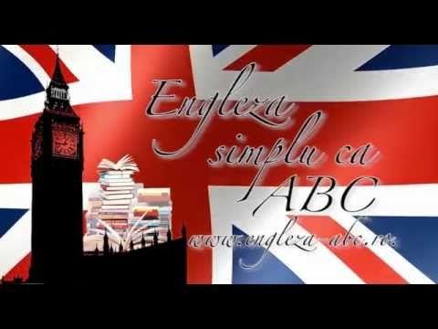 Engleza simplu ca ABC! Curs GRATUIT Lecția 4