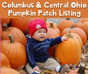 Columbus & Central Ohio Pumpkin Patches {2014 List} complete with our comments on each! From NE Columbus Macaroni Kid