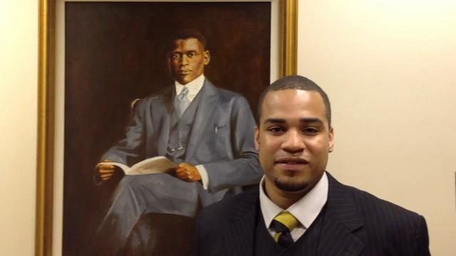 Cliff Dawkins, President of the Council of Black Graduates, highly recommends Lawrence.