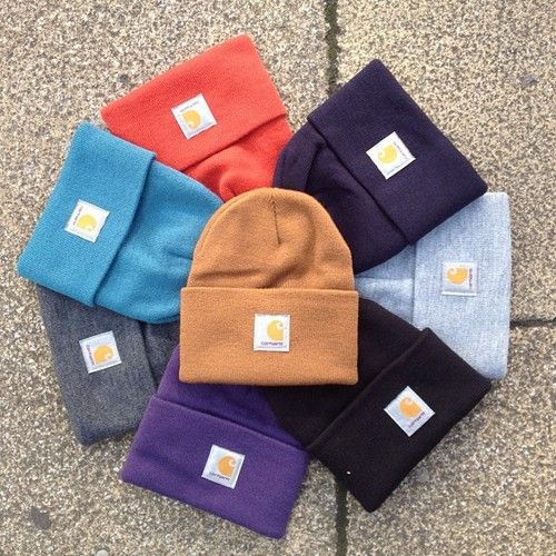 Carhartt Watch Hat beanie now in stock 8 colours (Taken with… 9a07a5f2f2a