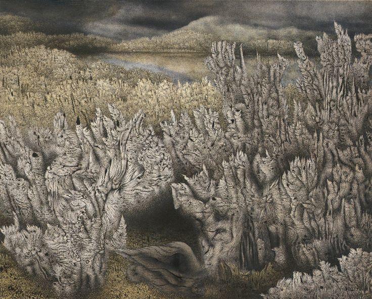 Works by Richard Oelze