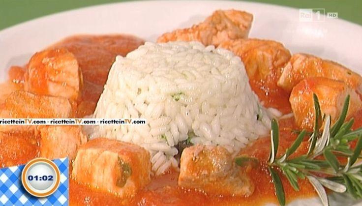 tortino di riso al pesce spada