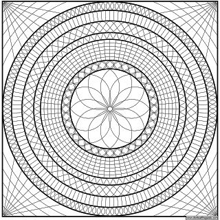Best 25 Geometric mandala ideas on Pinterest  Geometric tattoo