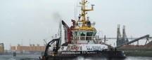 Sleepboten varend of gebouwd in Nederland