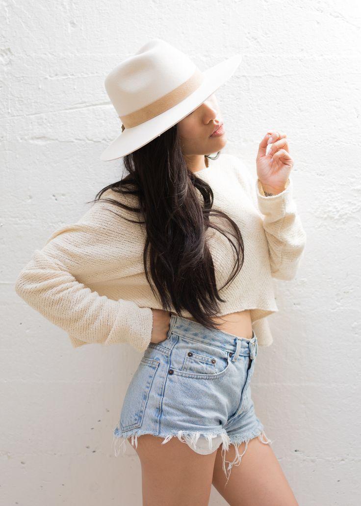 Birkin / Sainte Cream Hat