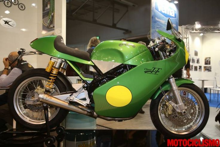 Paton and CR & S at EICMA  (2)
