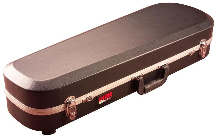 GC-VIOLIN 4/4 Full-Size Violin Case From Gator Cases Deluxe Molded Case for Full Size Violins. Gator Category: Band and Orchestra, Molded Band & Orchestra Cases. Weight: 32 lbs. Features - ABS exterio