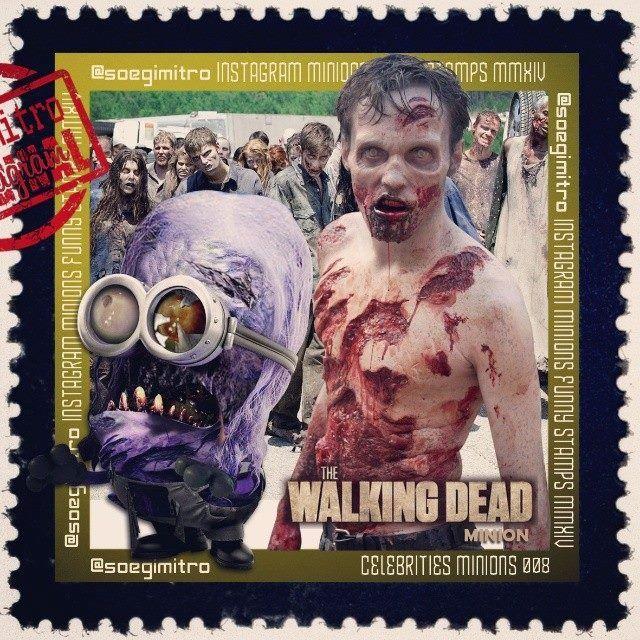 Minion de Zombie de The Walking Dead