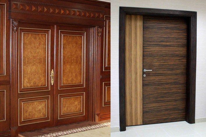 الباب المفصلي Hinged Door