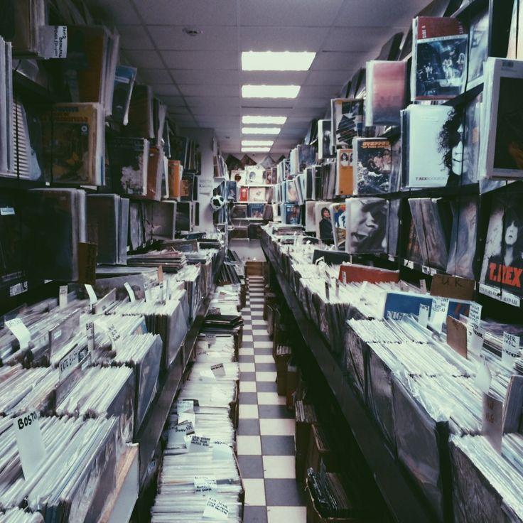 #vinyl #lp #lp_shop #music #vintage | miceboy | VSCO