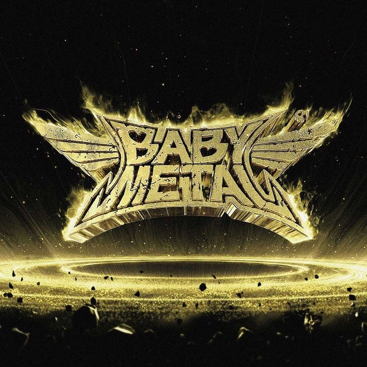 Babymetal Metal Resistance on LP Breakout all-girl-fronted Japanese heavy metal/teen-pop hybrid group Babymetal returns with their highly anticipated sophomore album Metal Resistance, set for release