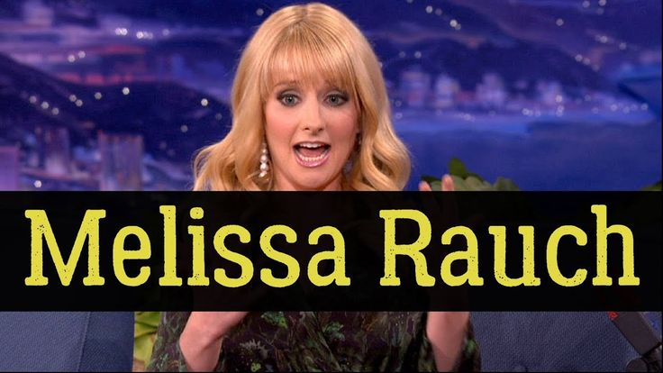 Melissa Rauch – Top 12 Facts About The Big Bang Theory Star