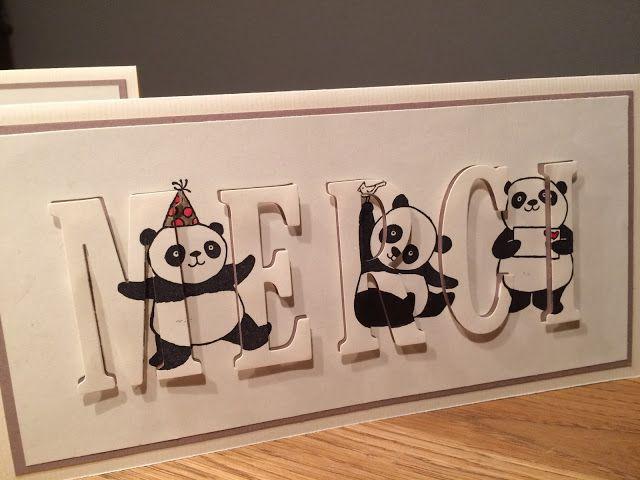 Nanuk's Welt: Happy Pandas!