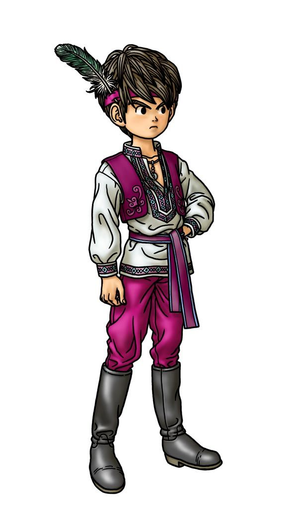 49 best dragon quest ix images on pinterest dragon quest dragon dragon quest all classes dragon quest ix aloadofball Choice Image