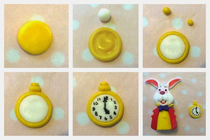 Elaine's Sweet Life: Wonderland Themed Hot Air Balloon Cake {Photo Tutorial and Recipes}