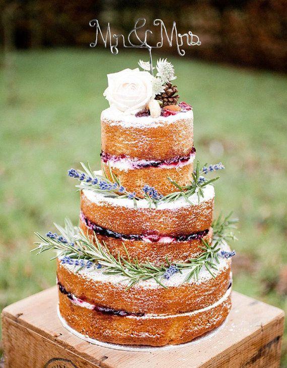 Der September ist da ~ Die sch�nsten Caketopper f�r die Hochzeitstorte im Herbst!