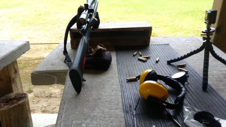 Savage model 10 T : First shoot of the season , 150 fmj 100-200 yards
