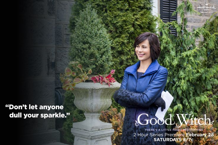 Fans of the the Good Witch primetime series always sparkle! :)
