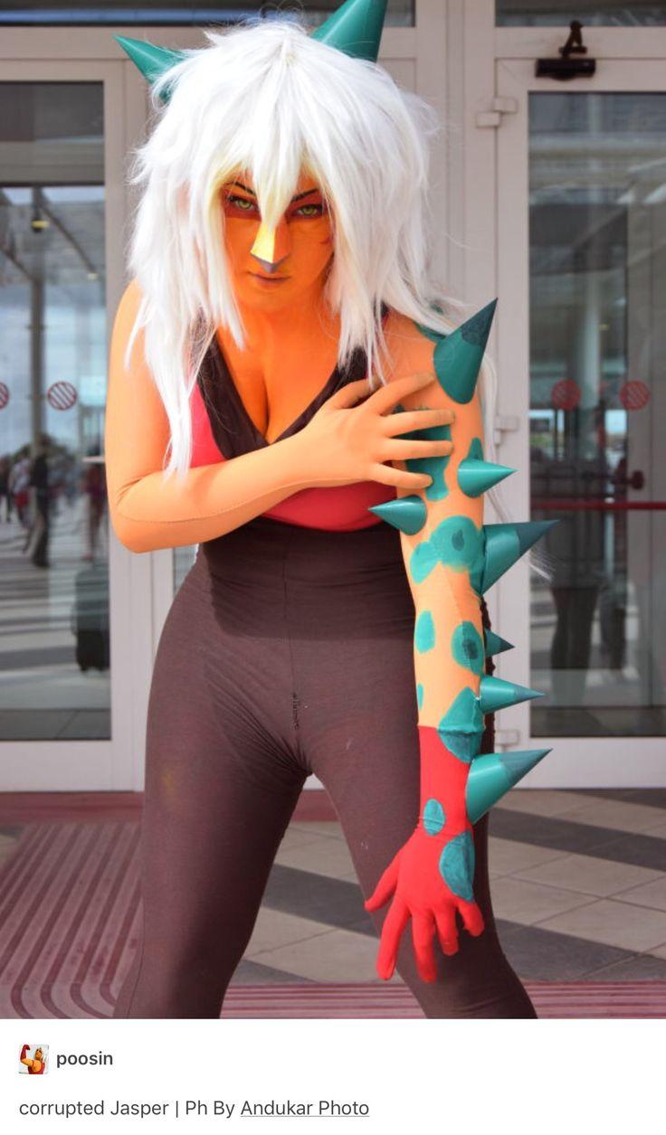 Corrupted Japser cosplay