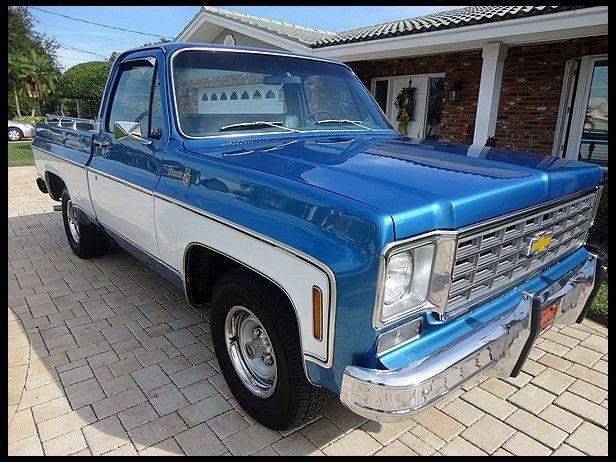 1976 Chevrolet C10 | Mecum Auctions