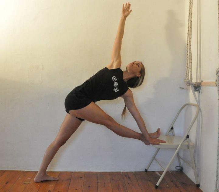 80 Best Iyengar Yoga Images On Pinterest