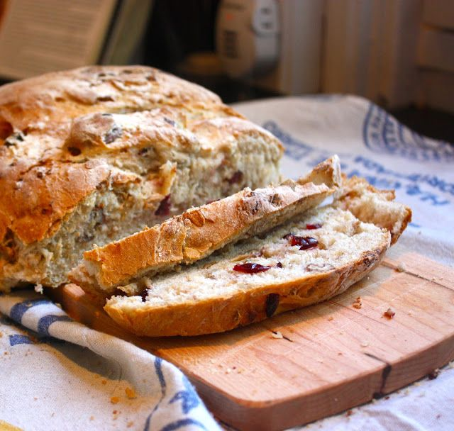 Starbucks muesli bread! Yummy and Healthy! It comes in the protein plate at Starbucks!