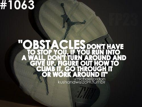 Michael Jordan Inspirational Quote - #NBA #Basketball #ChicagoBulls - Motivational Quote