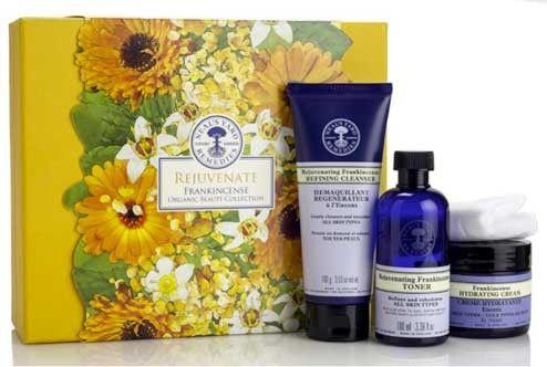 Rejuvenate Frankincense Organic Beauty Collection - Julklappstips | Fina Mig