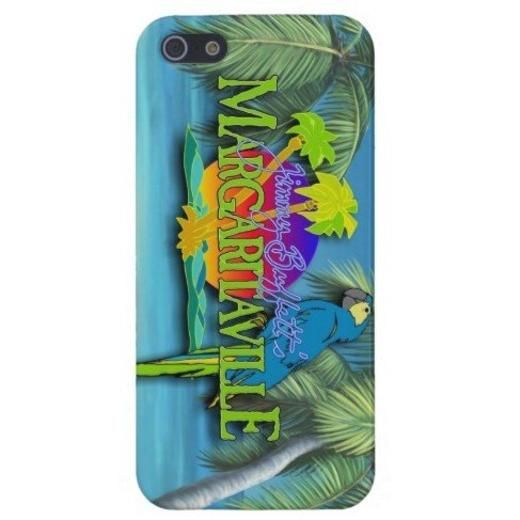 Case Gorilla Jimmy Buffett Margaritaville iPhone 5 Case