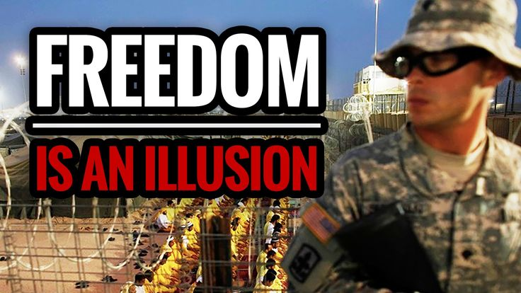 EXPLAINED Your Freedom is an Illusion Illusions, Your