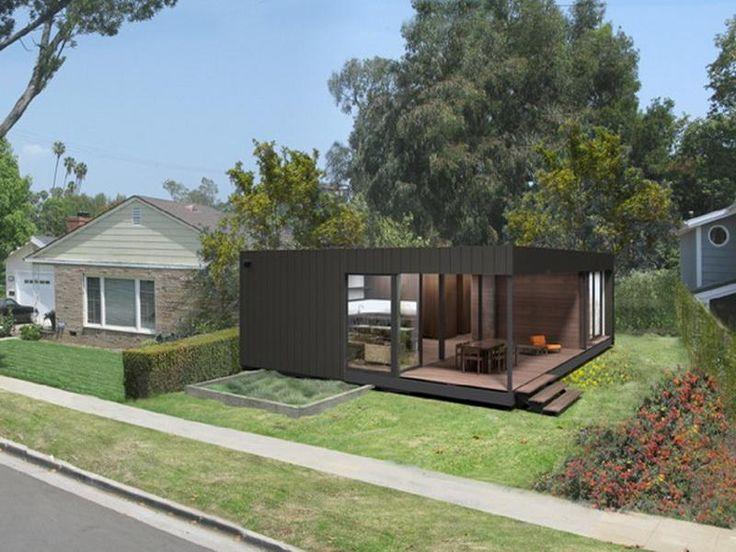 Small Dwell Prefab Homes Homes Pinterest