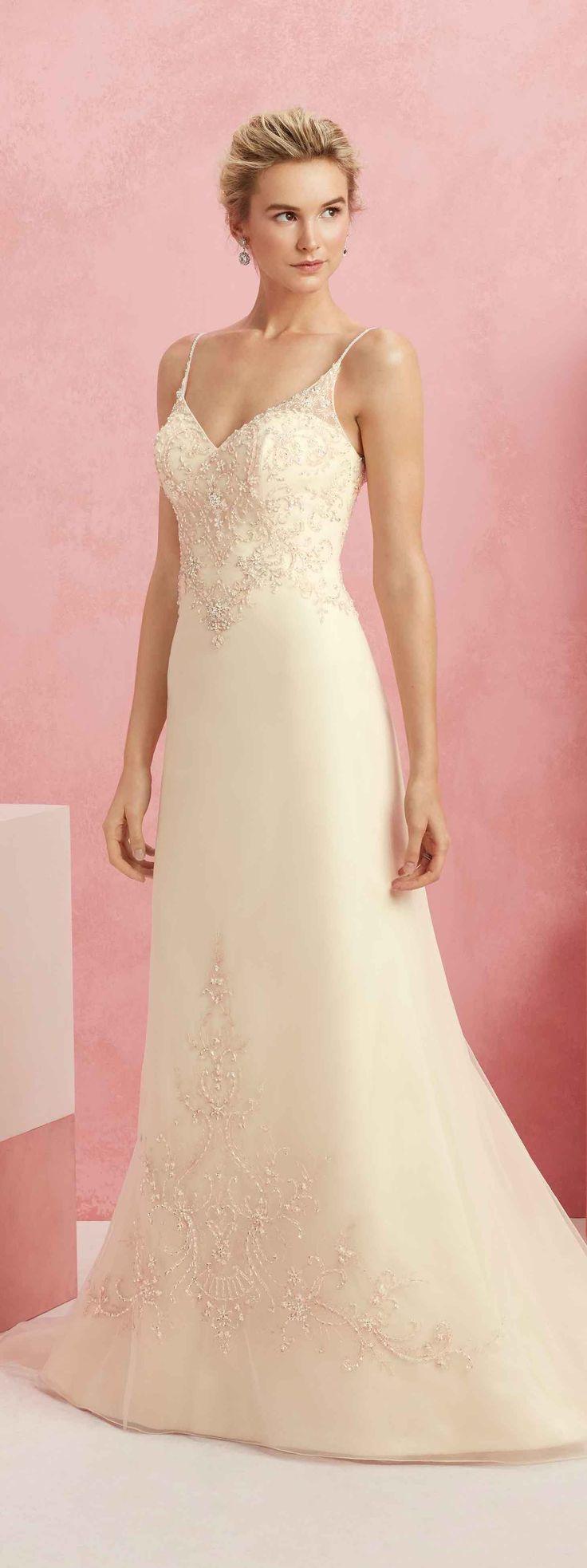Mejores 82 imágenes de dresses en Pinterest | Vestidos de novia ...