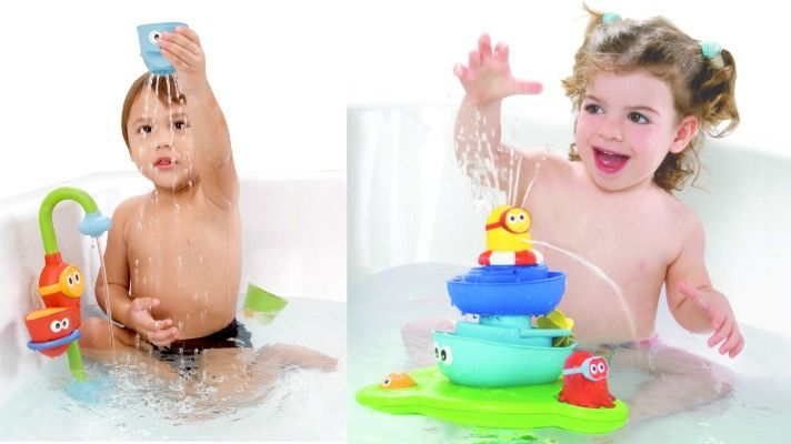 Win a R1000 bath toy hamper with T2T and Yookidoo South Africa!