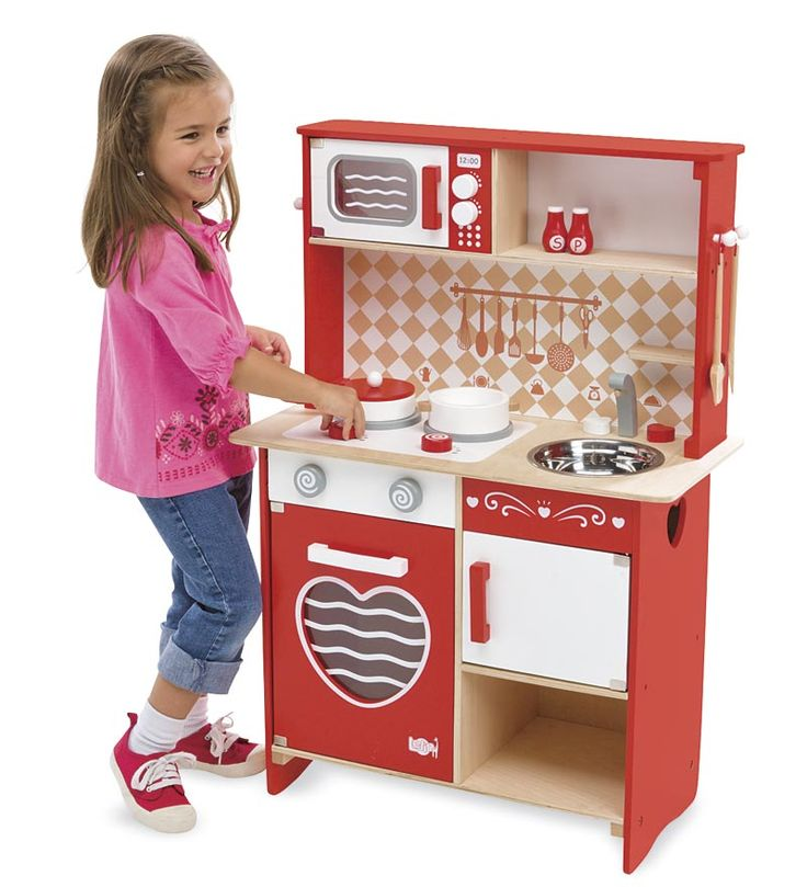 17 Best Images About Play Kitchens & Playhouses On