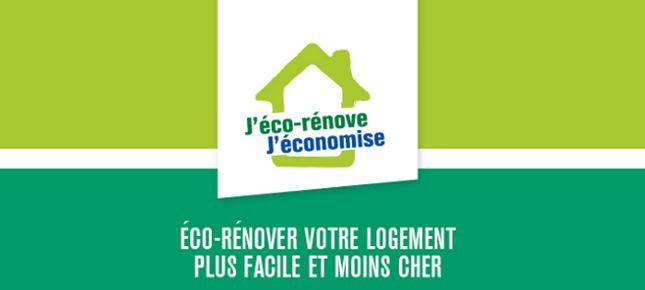 « J'éco-rénove, j'économise », c'est une grande campagne de communication sur le point d'être lancée (mi-octobre).