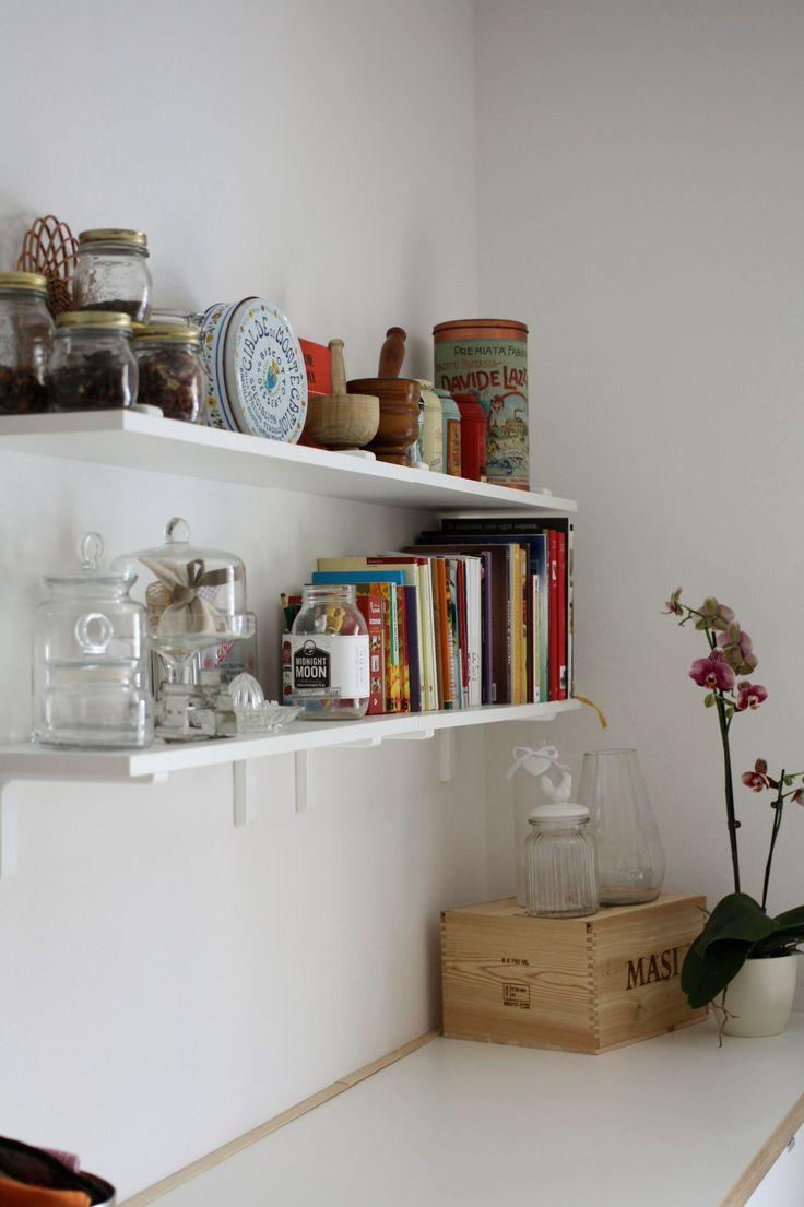 My lovely kitchen - unacasainscatola.wordpress.com