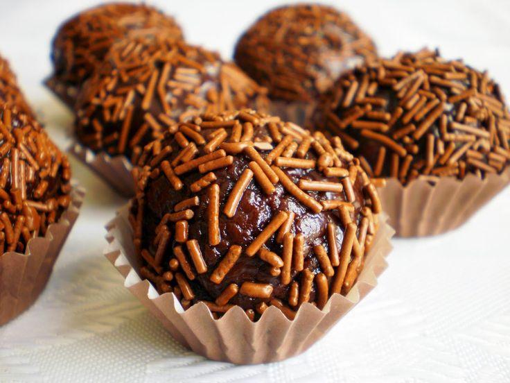 Salkové guličky s čokoládou