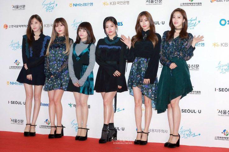 """♥ T-ara ♥  [161127] Red Carpet @ Super Seoul Dream Concert"""""""