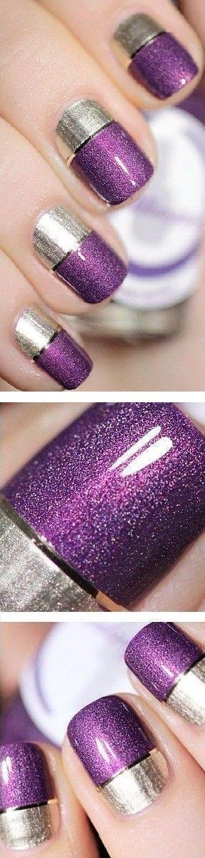 Extravagant Nail Art – Tutorial