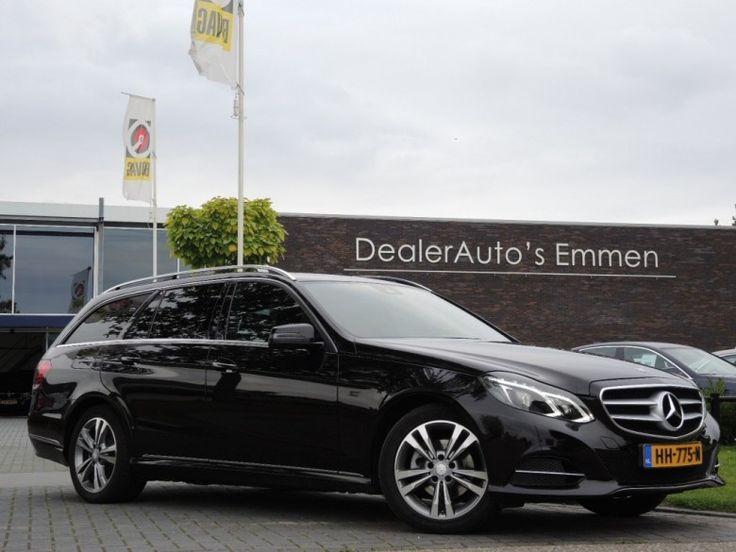 Mercedes-Benz E-Klasse  Description: Mercedes-Benz E-Klasse Estate 200 CDI PRESTIGE AVANTGARDE AMG LEDER/XENON/NAVI/LMV/PDC/CRUISE  Price: 423.52  Meer informatie