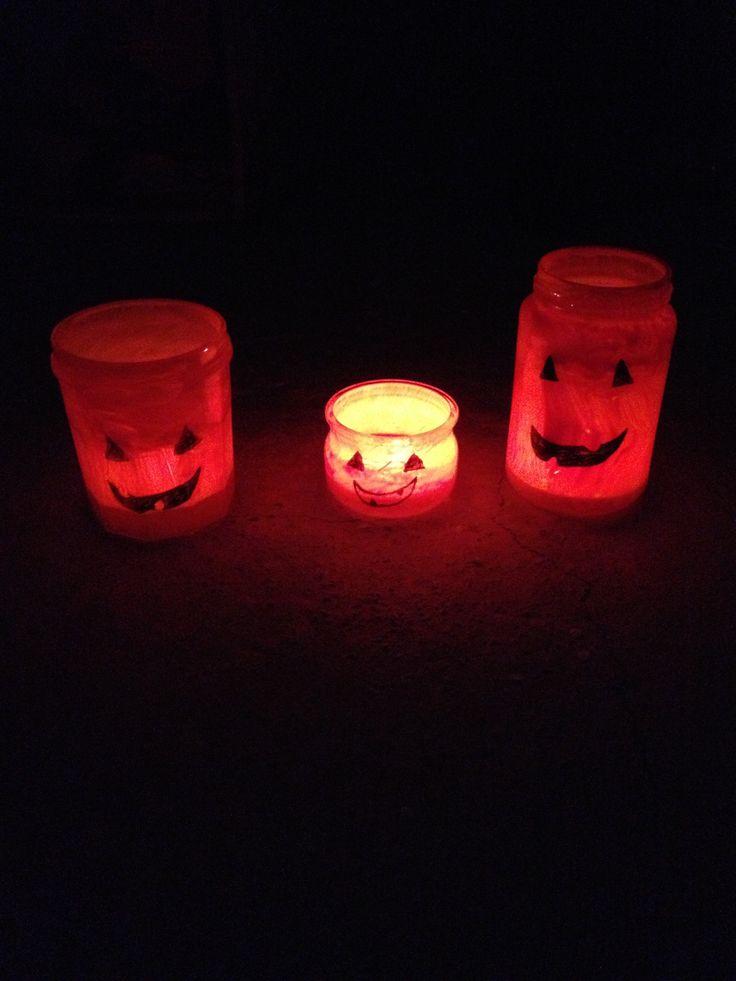 Halloween lanternes