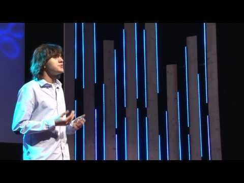 19-year-old inventor finds way to clean up the world's oceans in under 5 years time- Ted talk