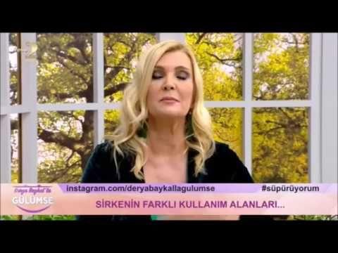 Derya Baykal'la Gülümse 24 Ekim 2016 Teve2 - YouTube