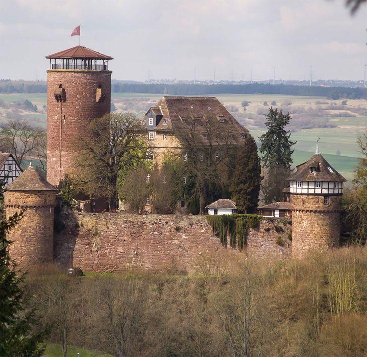 Trendelburg, Germany Rapunzel's Castle