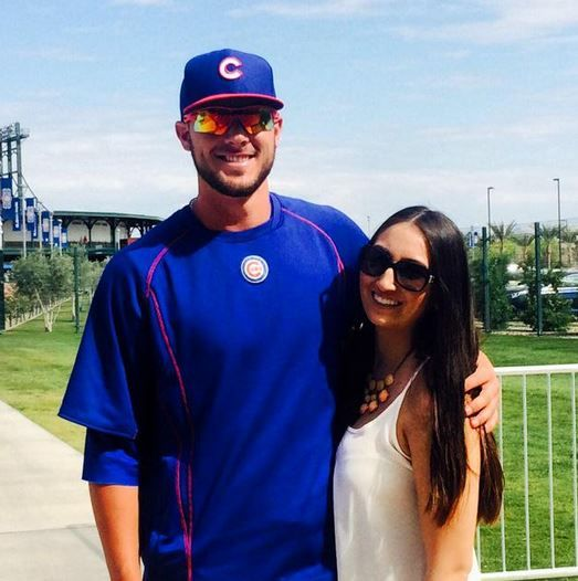 kris bryant | Kris Bryant's Girlfriend Jessica Delp - PlayerWives.com